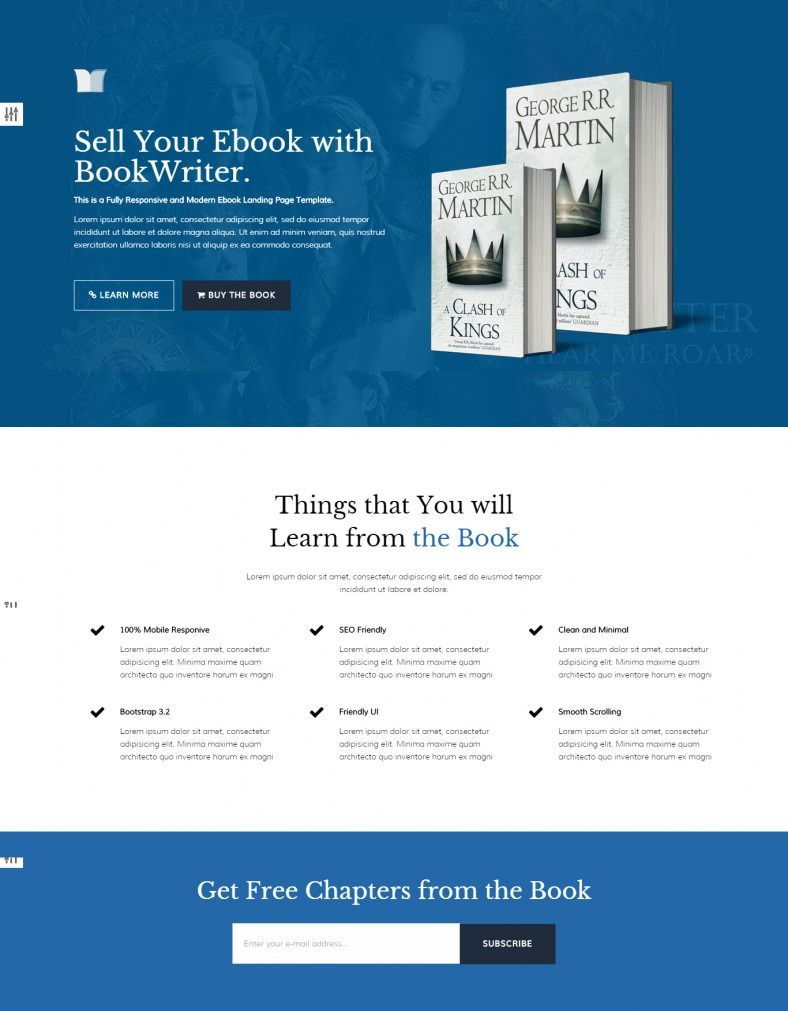 Pin By Segun Adebayo On Ebook Landing Pages Landing Page