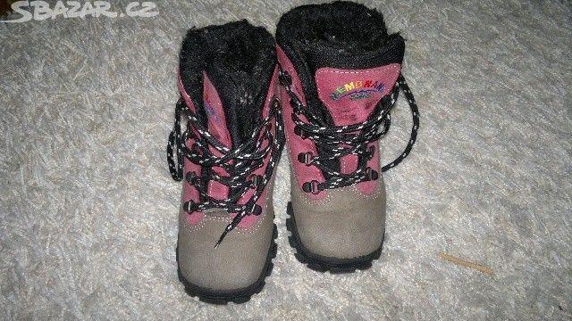 Prodám dětské boty 888ec8d217