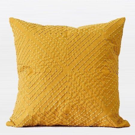 Sectional Sofas Furniture Yellow Throw