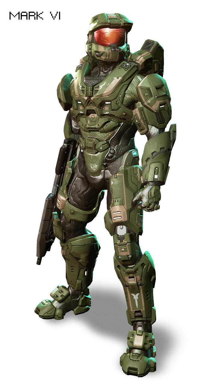 Halo 4 Armor Luke S Jank Halo Armor Halo Spartan Halo