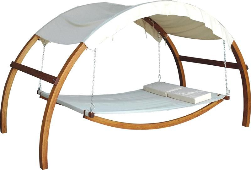 Garden Furniture Wood swing chairs for garden. zamp.co