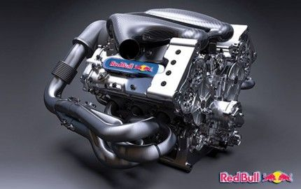 Red Bull To Build Its Own F1 Engine Engineering Race Engines Ford Motorsport