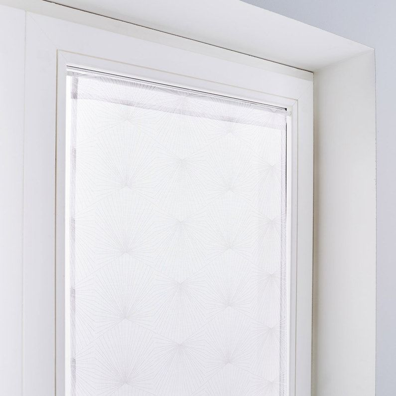 Barre De Vitrage Blanc Mat Inspire En 2020 Blanc Chambre Parents