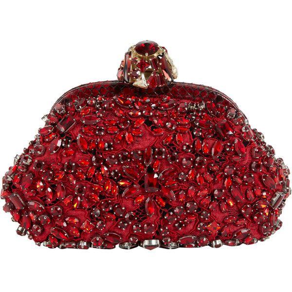f39b1d03d0 Dolce   Gabbana Miss Dea Embellished Clutch ( 3