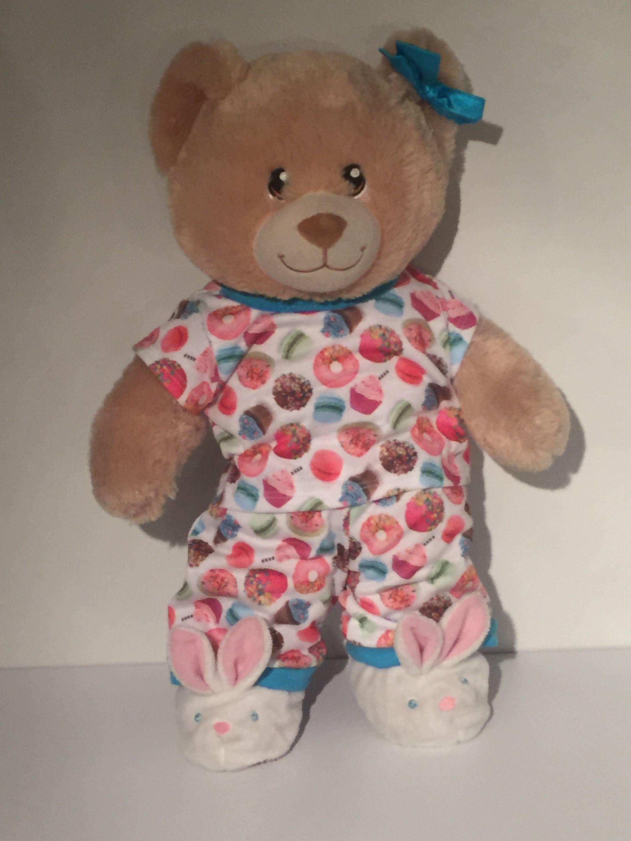 Pin By Deborah Blackwell On Build A Bear Build A Bear Cuddle Buddy Teddy Bear