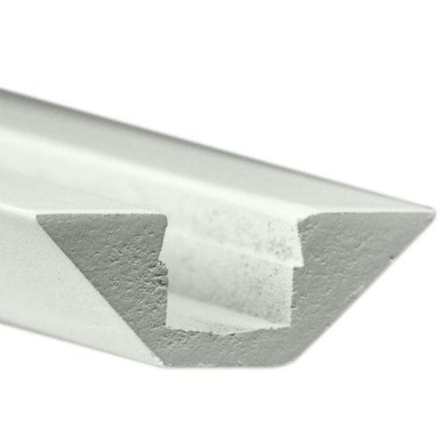 In medium density fiberboard pac channel for led