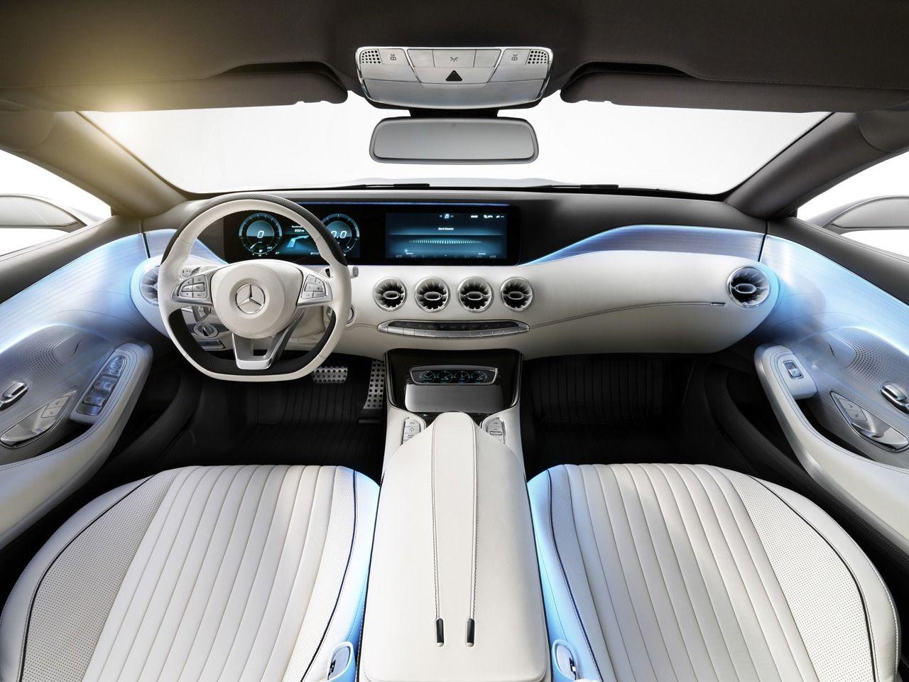 Mercedes Benz Concept S Cl Coupé