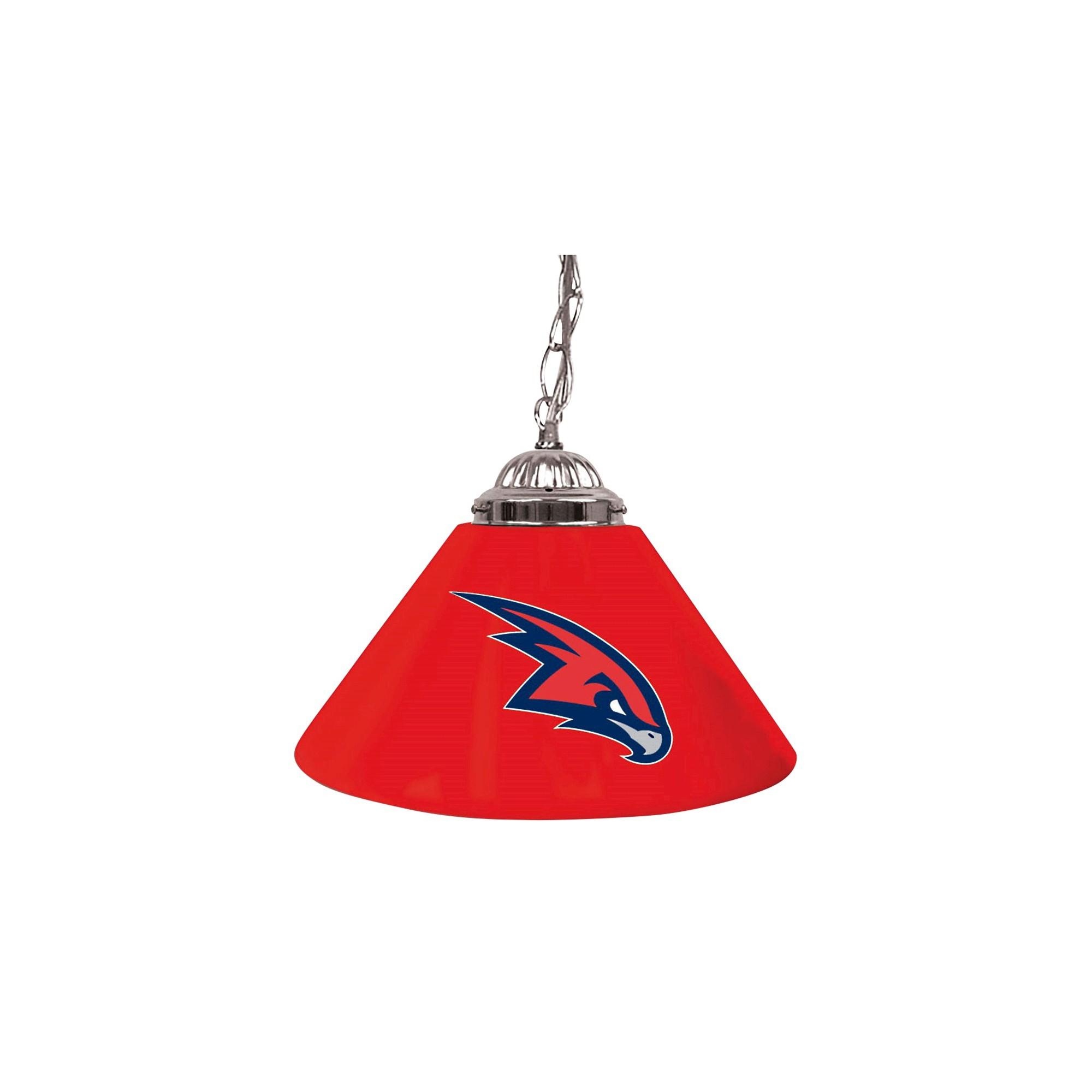 Atlanta Hawks Single Shade Bar Lamp - 14 inch | Atlanta hawks
