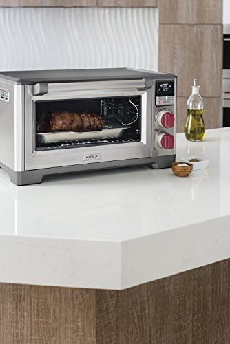 Wolf Stainless Steel Convection Countertop Oven Wgco100 Https