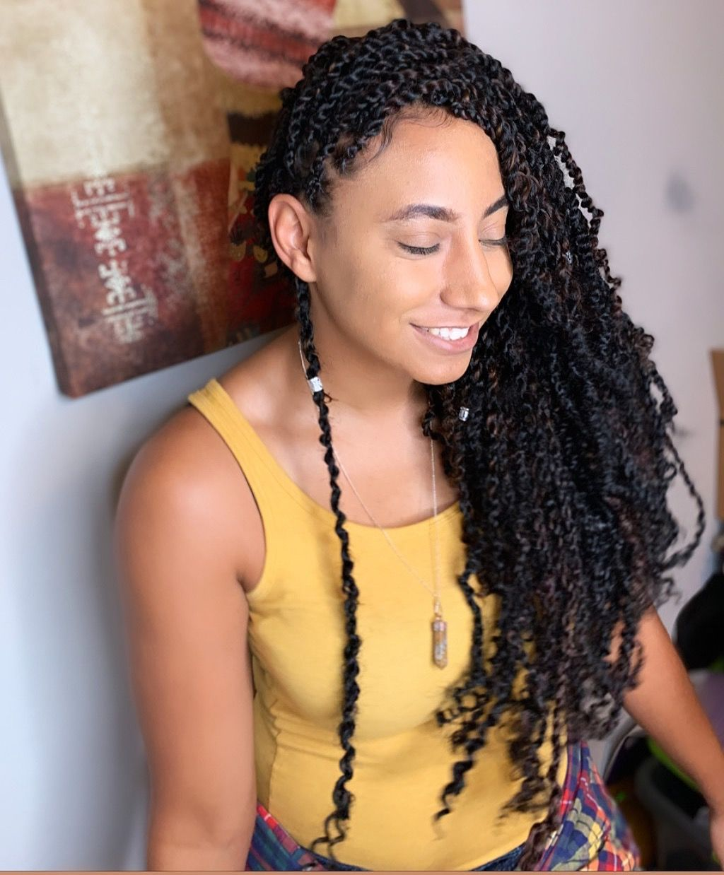 Passion Twist Passion Braids Hair Braids Atlanta
