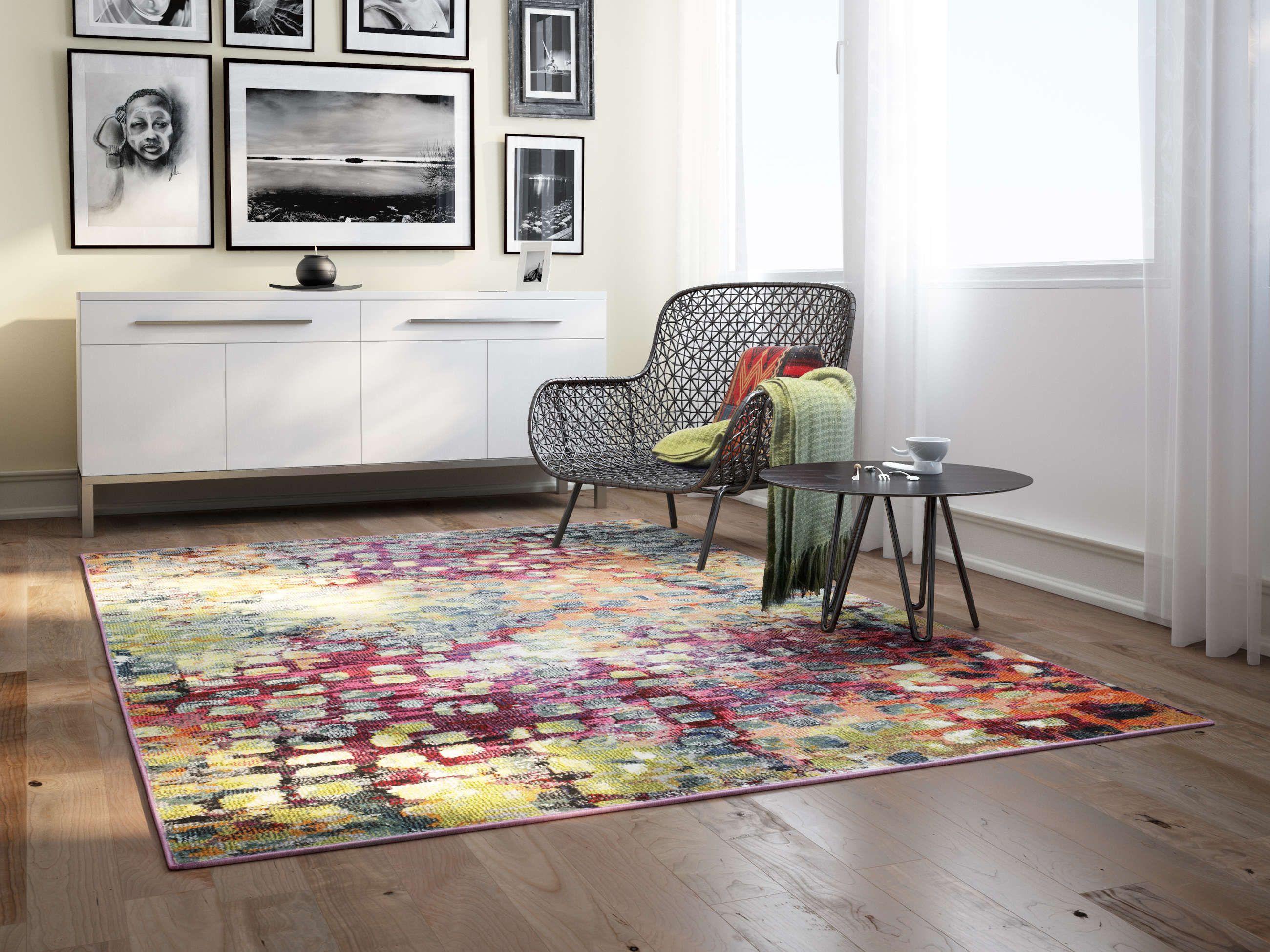 diese modernen teppiche sind in vielen verschiedenen gr en und mustern erh ltlich und verleihen. Black Bedroom Furniture Sets. Home Design Ideas