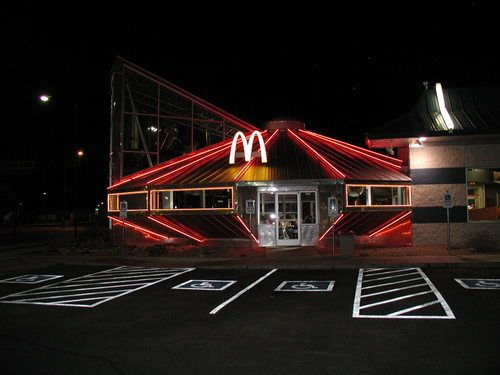 Roswell Burger, New Mexico