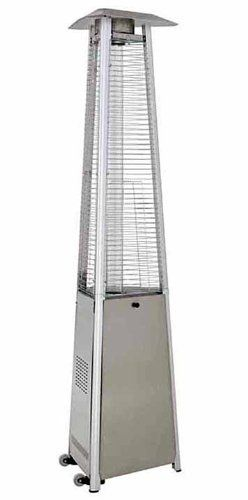 Commercial Glass Tube Propane Patio Heater Finish: Stainless Steel By AZ Patio  Heaters. $359.00