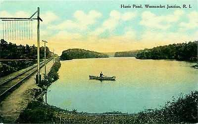 What Harris Lived In Woonsocket Rhode Island
