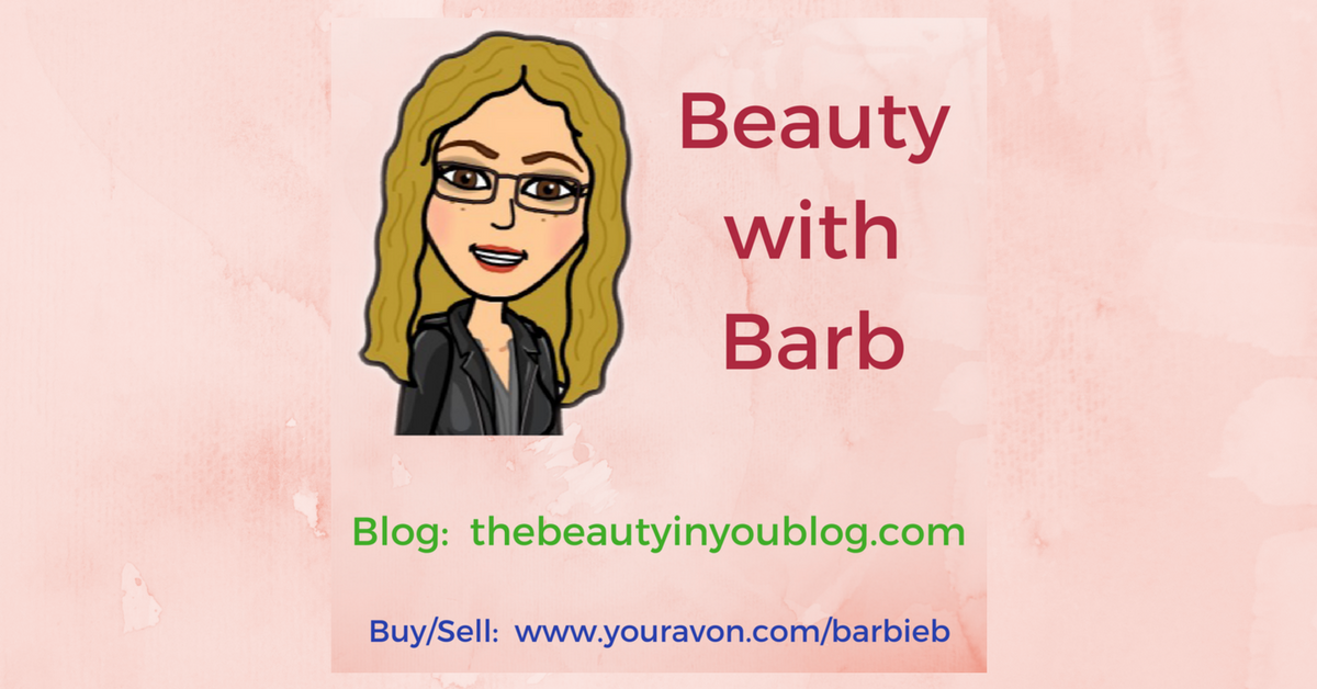 Beauty with Barb - thebeautyinyoublog.com - Avon Online Rep's #bblog - Be sure to subscribe to email updates for new posts!