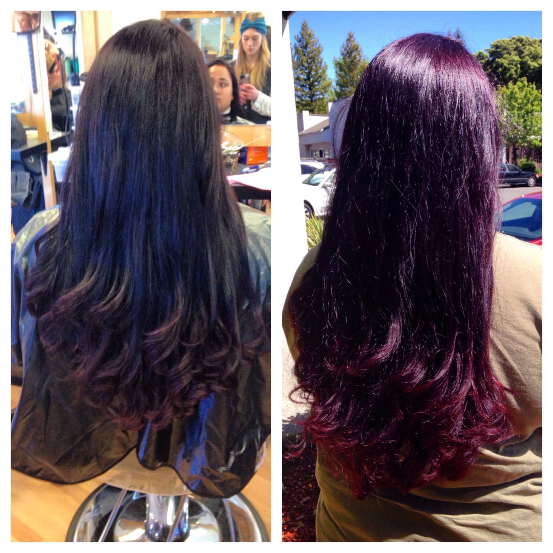 Cut And Color Goldwell Color 6rv Vvmax