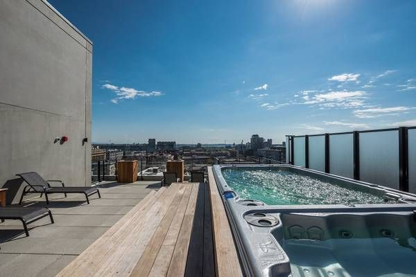 Brand New Apartments for rent in Old Montreal - ONE MONTH ...
