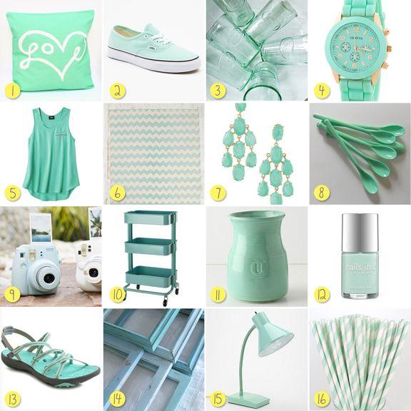 Lace Mint Green Dress And Pink Accessories Mint Green Dress