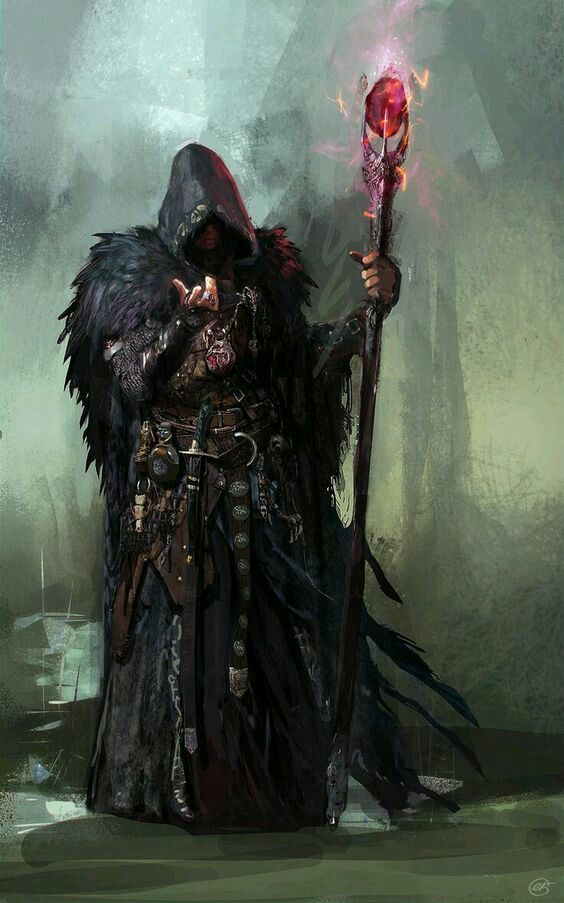 Lost Souls Fantasy Art