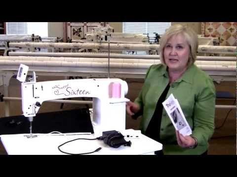 Hq Pro Stitcher Tips And Tricks Handi Quilter Sweet 16 Machine Quilting Designs Handi Quilter