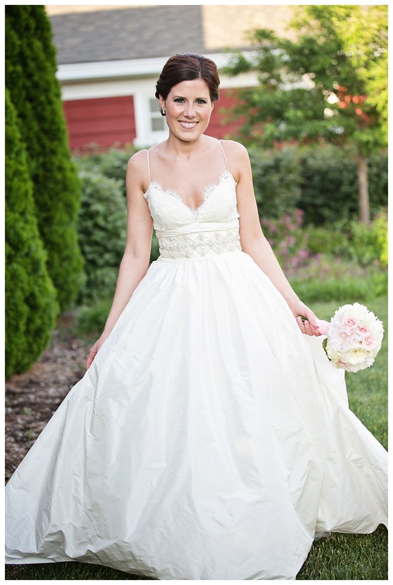 Coco wedding gown