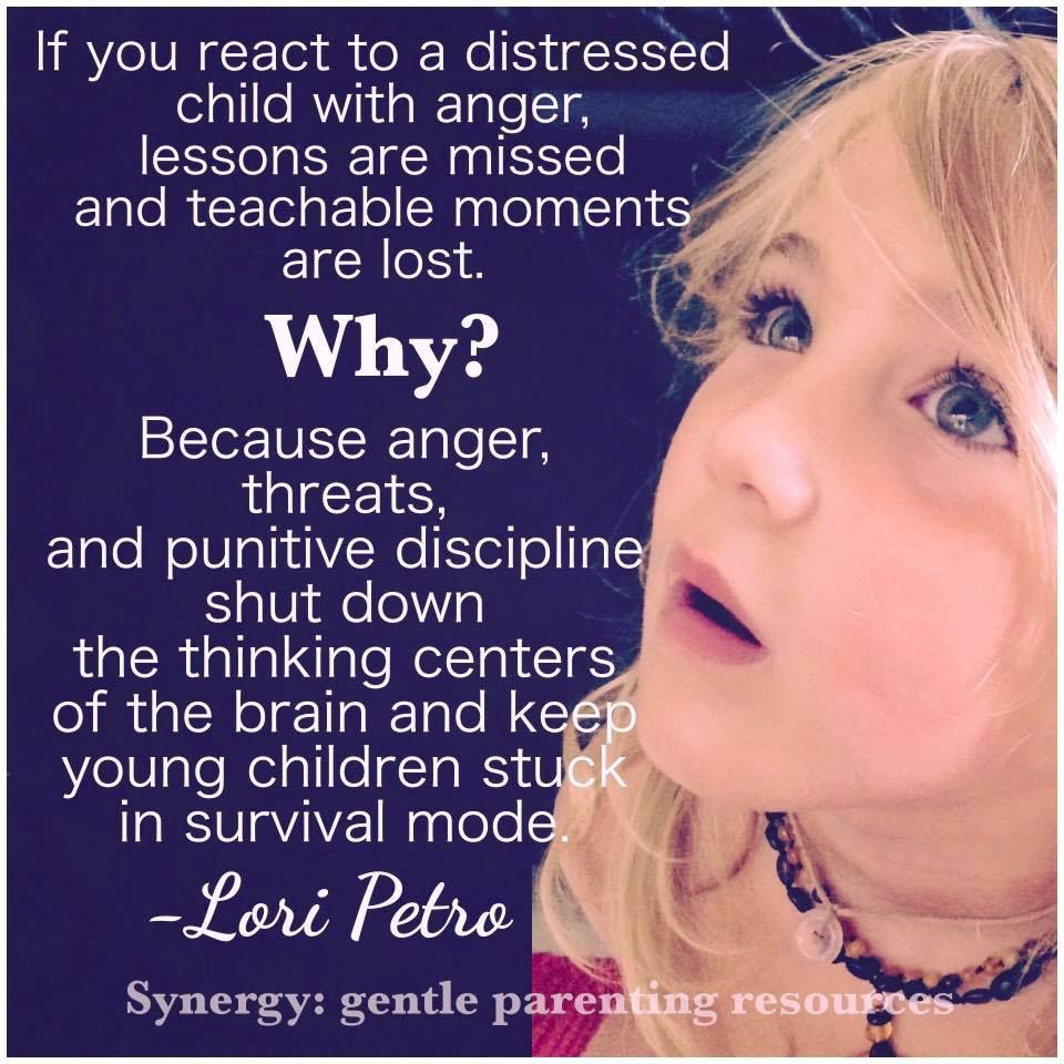 Instead of dismissing your child's negative emotions