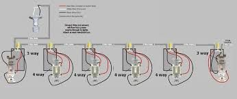 Image result for wiring in 4 way switch from existing 3