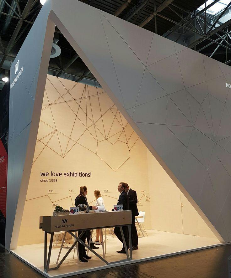 Imagen relacionada volume stand exhibition exposition et mus ographie for Conception stand de foire