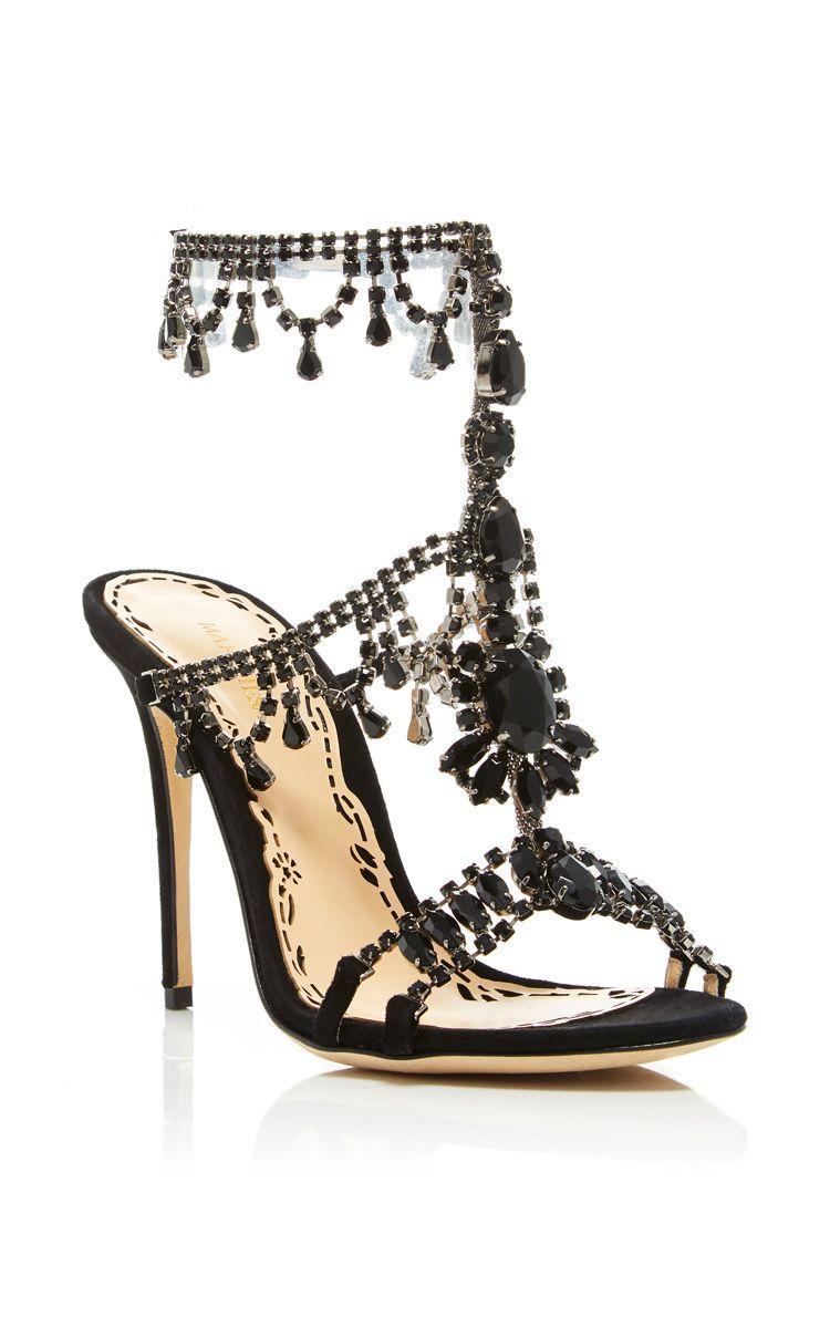 Grace Sandal by MARCHESA for Preorder on Moda Operandi