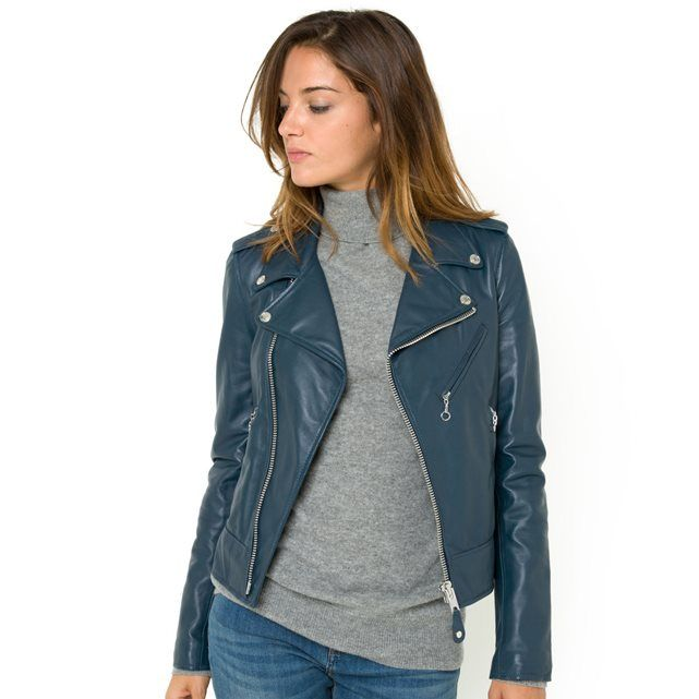 93e2659be Perfecto 1601 Leather Biker Jacket   YSS 30 Day Style Challenge ...
