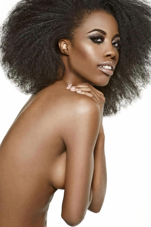 Nude Black Women  Naked African Girls - Best Modeling -3613
