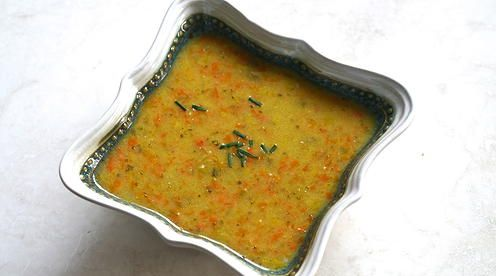 Leek and carrot soup | Gluten free recipes, simple | Good ...
