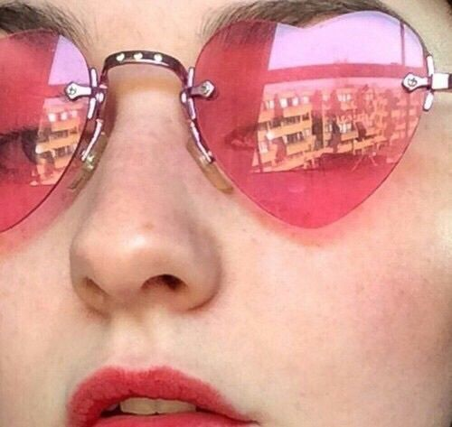 cfea32a8ff when you look at someone through rose tinted glasses, all the red flags  just look like flags.