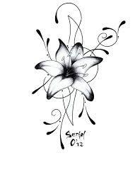Resultat De Recherche D Images Pour Dessin Fleur Tattoos