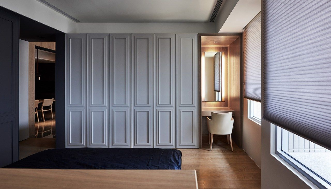 Taiwan Home Follows Feng Shui for Flow and Harmony