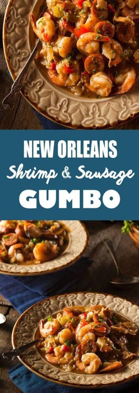 16+ ideas seafood gumbo recipe crockpot crock pot #crockpotgumbo