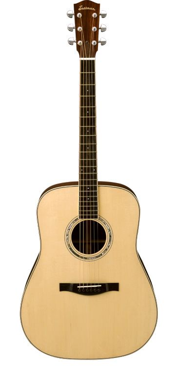 Win a free guitar from Eastman