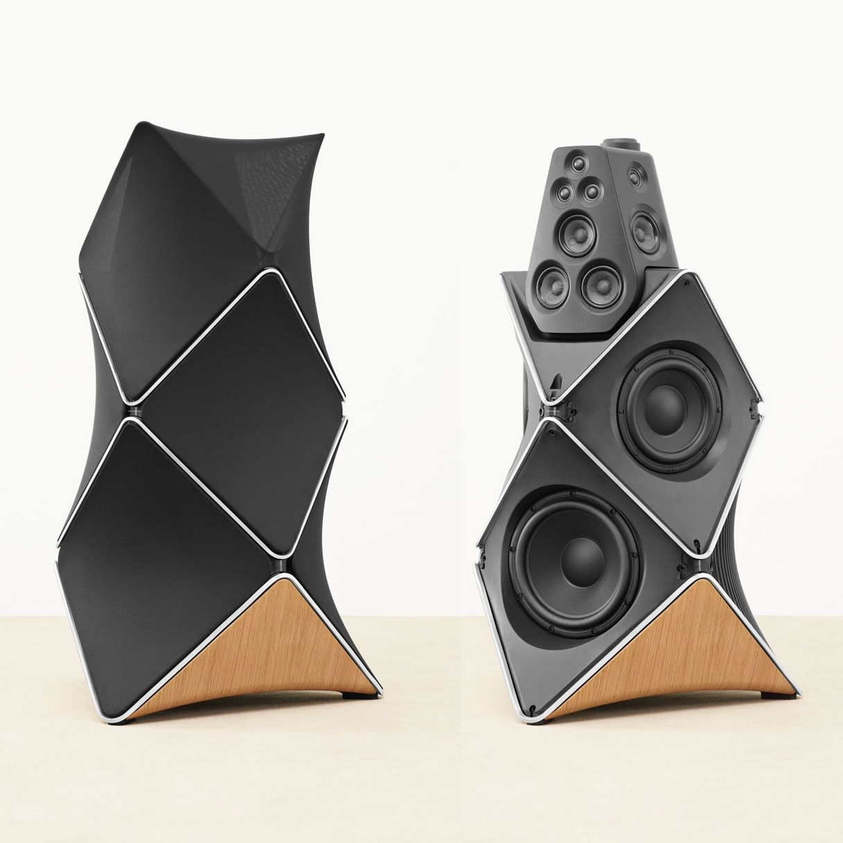 BeoLab 90   The Most Powerful Home Digital Speaker Ever Made! Featuring 18  Loudspeakers Per