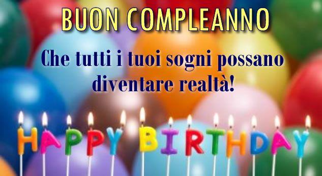 Souvent immagini buon compleanno - Cerca con Google | Buon compleanno  VD66
