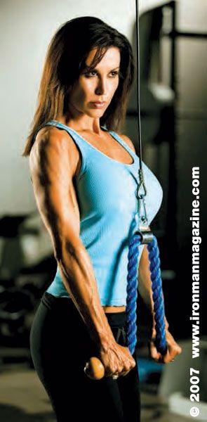 Over women 50 bodybuilders age 9 Oldest