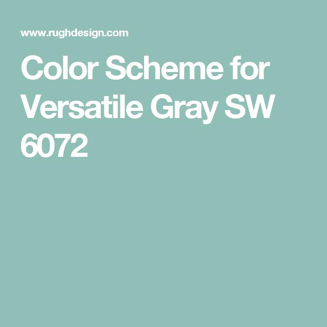 Taupe Exterior House Color Ideas: Color Scheme For Versatile Gray SW 6072