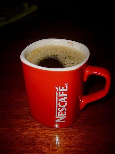 Con una taza de cafe flickr intercambio de fotos for Tazas para cafe espresso