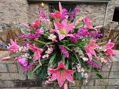 How To Make Flower Arrangements Pleasing How To Make Headstone Flower Arrangements  Google Search  Floral 2017