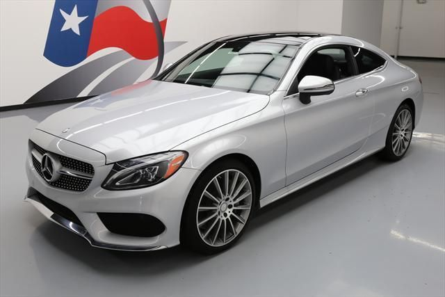 Nice Mercedes Benz 2017 C Cl Base Coupe 2