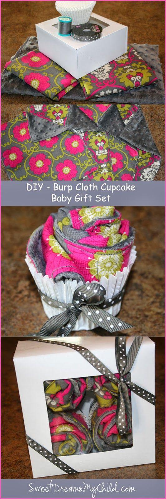 Washcloth cupcake tutorial | flower arrangements | pinterest.