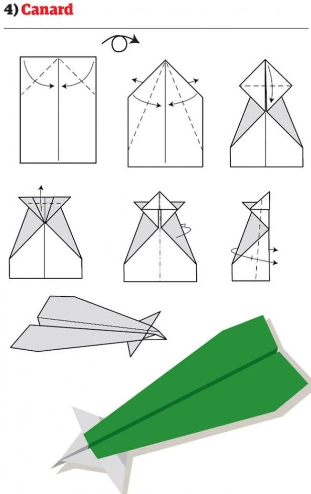 How do you make the worlds best paper airplane