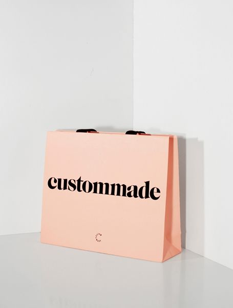 Custommade shopping bag by Homework
