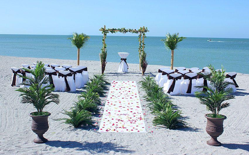 Ceremony Savannah Beach Wedding Ideas