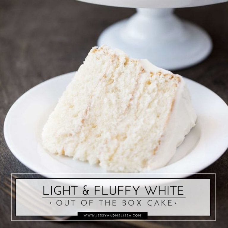 Bakery style white out of the box cake recipe in 2020
