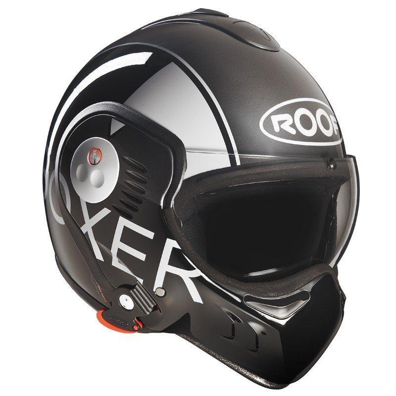 Casque Roof Ro5 Boxer V8 Grafic Roofing Equipment Boxer Helmet Design